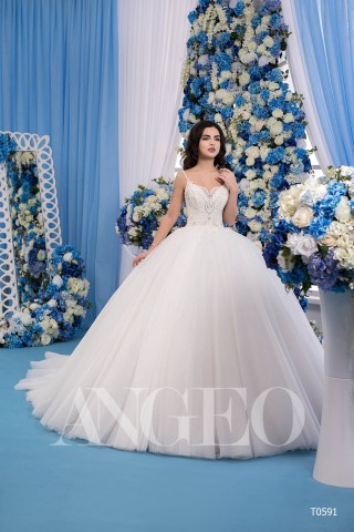 T0591 by Angeo Bridal