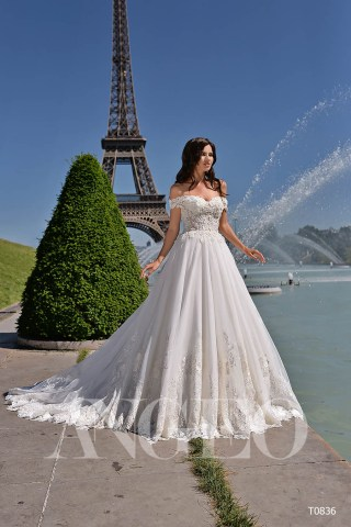 T0836 Pia by Angeo Bridal