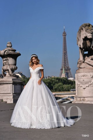 T0843 by Angeo Bridal