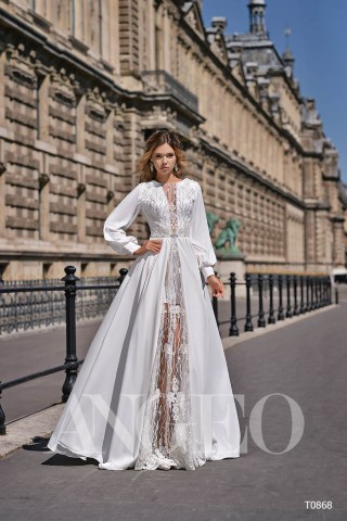 T0868 by Angeo Bridal